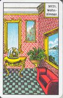 Wohnzimmer, oft auch das Innerste eines Menschen