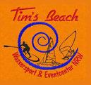 Logo   Tim's Beach Wassersport & Eventcenter NRW