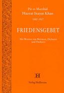 Friedensgebet von Hazrat Inayat Khan - Verlag Heilbronn, der Sufiverlag