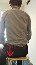 牽引で頚椎ヘルニアが変わらない奈良県御所市の男性
