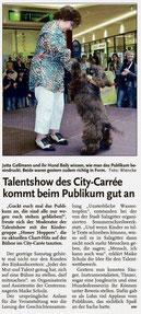 Bericht in der Salzgitter Woche 09/2010