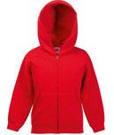 bedrucke Kids Premium Hooded Sweat-Jacket