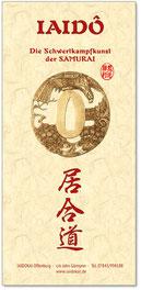 Karate Erlach, Iaido, Japanische Schwertkampfkunst, IAIDOKAI Offenburg