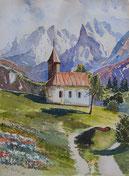 St. Antonius Kapelle bei Ellmau am Wilden Kaiser