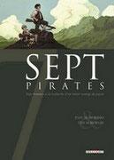 """Voir la BD """"Sept pirates"""""""