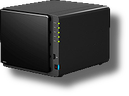 HDD media библиотека на 16 ТБ