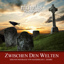 Cover Soundtrack Album Zwischen den Welten Maximilian J. Zemke Aurelia L. Porter Nicolae Nicholas Musik zum Buch Roman