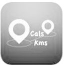 De rutas a distancia y calorías
