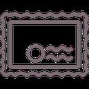 Briefmarken-Icon, Waterstraat Muenzhandel