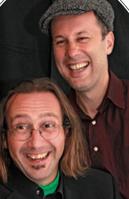 Reiner Möhringer und Uli Kofler