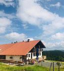 Vordere Kölle Alpe bei Wertach