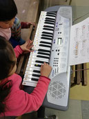 どれみ音楽教室 幼稚園リトミック キーボード