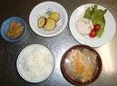 パッククッキングで作った夏野菜カレー