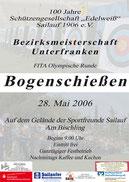 Plakat Bez.Meisterschaft