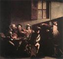 Cuadro al óleo de Caravaggio
