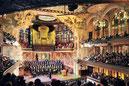 театр в барселоне, опера в барселоне, концерты в барселоне, музыка в барселоне