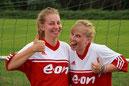 Monika Siebke und Heidi Schönherr freuen sich auf die Saison