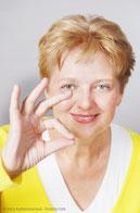 Die Implantation ist in den meisten Fällen weitgehend schmerzfrei.