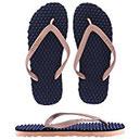 SOULS Australian Thongs Zehentrenner Unisex Original Massage Noppen Sohle Tan Road Sandale Wellness Badeschuhe