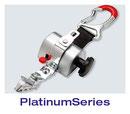 PlatinumSeries wheelchair restraint system