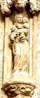 La Vierge du Logis du Roy