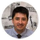 Danilo репетитор носитель испанского языка. Москва. Elision Lingua Studio. Испанский с носителем индивидуально.