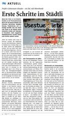Wochenzeitung felix, 04.04.2014