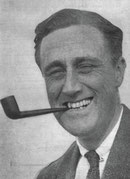 Franklin Roosevelt fume la pipe mais pas une Louis Vuitton