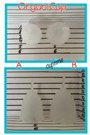 OrganiCup Menstruationstasse Menstrual Cup Copetta Lady Ladies Frau Frauen Monatshygiene alternativ Übersicht Vergleich