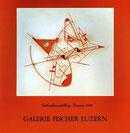 """""""Pioniere der Neueren Schweizer Malerei"""" - 50 Jahre Schweizer Kunst ab 1920 du 9 août au 10 septembre 1986"""