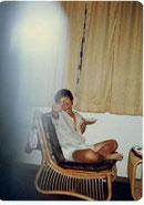 マラリアに震えたタラカンプラザの部屋