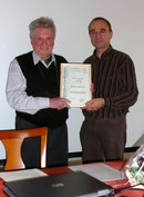 Dr. Georg Meister, Ehrenmitglied seit dem 26. März 2011