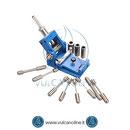 Mandrino cilindrico per test di piegatura - VLMCL032