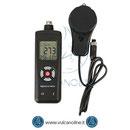 Luxmetro con funzione termoigrometro - VLLX601