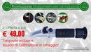 Promozione rifrattometro per oli industriali