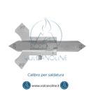 Calibro per saldature - VLSCS19