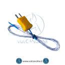 Termocoppia tipo k a contatto - VLTMKPR001