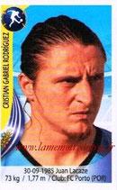 N° 055 - Cristian RODRIGUEZ (2005-Août 07, PSG > 2010, Uruguay)