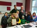 Gemeindebesuch Bewegte Schule Gütesiegelverleihung