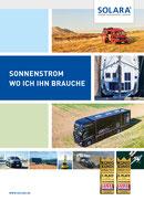 Alles über Solartechnik, Solaranlagen, Laderegler und Zubehör von Solara im aktuellen Katalog. Solarstrom Anlagen für Segelboote, Sagel Yachten, Boote, Seezeichen, Bojen und autarkte Stromversorgung überall wo kein Strom ist.