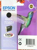 Epson T0801 à T0807