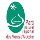 Logo du Parc des Monts d'Ardèche