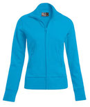 Women´s Jacket Stand-Up Collar PROMODORO bedrucken