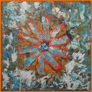 """""""Kleine Blume""""  14 / 14 cm. 2010"""