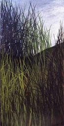 huile sur toile 42 x 29,7  2007