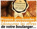Promos viennoiseries Au Croissant d'Or Bezons