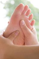 リフレクソロジー:足の冷え・むくみ・免疫アップ・リラックス