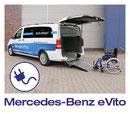 Elektrofahrzeuge von AMF-Bruns