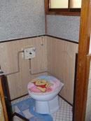 大田市 M様邸 ~トイレ・外観施工前後~ 水廻り · リフォーム · トイレ · 平成21年 · Before-After · 外観