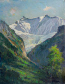 Grindelwald Fiescherhörner